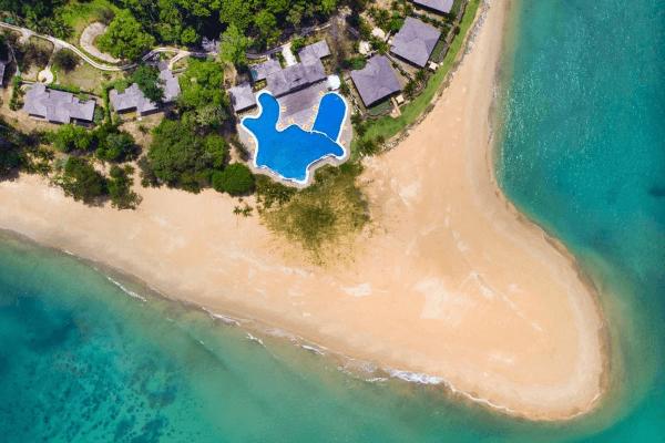 Borneo Eagle Resort全景图