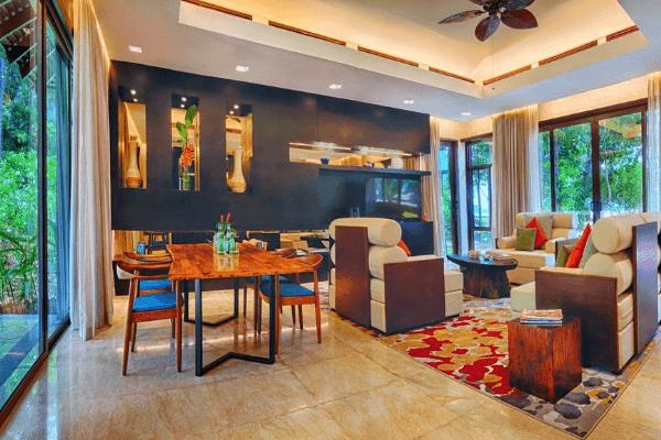 Spa Villa客厅