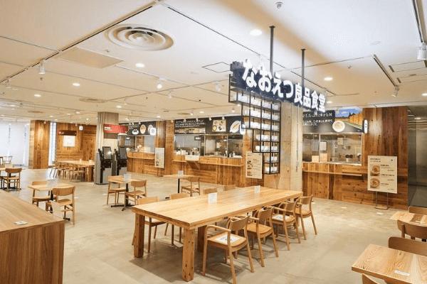Naoetsu良品食堂