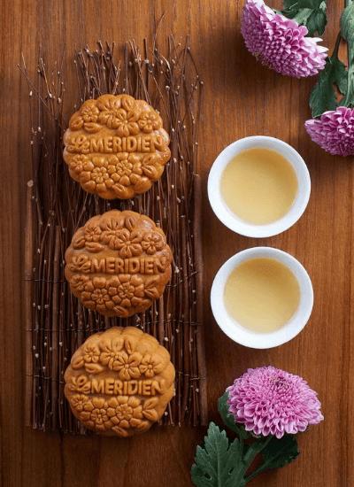 传统烘焙月饼