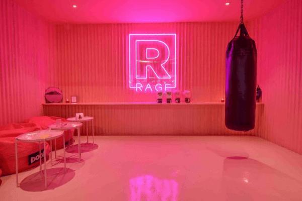 Rage Coffee, Menara UOA Bangsar
