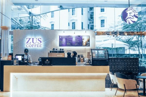Zus Coffee, Binjai 8 Premium Soho